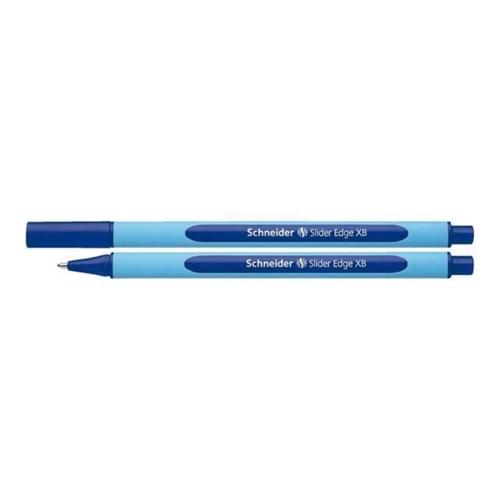 Image of Ballpoint kuglepen Schneider Slider Edge blå ekstra bred (4004675075901)