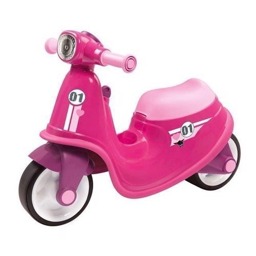 Image of BIG Classic Scooter Pink Balance cykel (4004943563765)