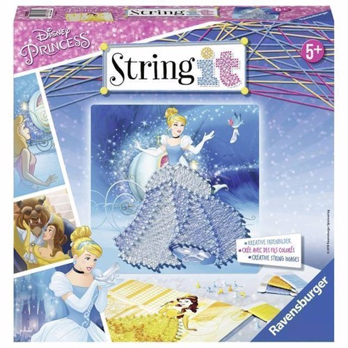 Image of String it, Disney prinsesser (4005556180301)