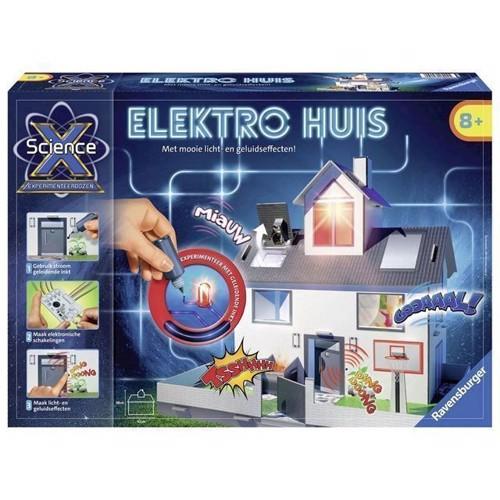 Image of Sciencex Elektrisk Hus