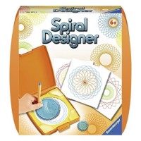 Spiral designer mini, orange