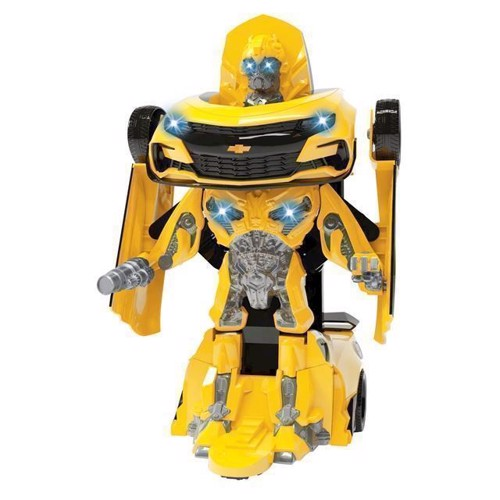 Image of Transformers M5 Robot Fighter Bumblebee (4006333030178)