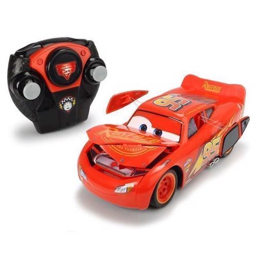 Image of Cars 3 - Fjernstyret bil - Lynet McQueen (4006333050336)