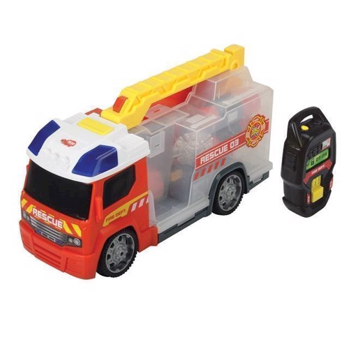 Image of Dickie Brandbil med legetøj (4006333053887)