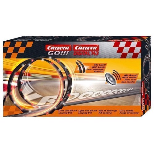 Image of   Carrera GO !!! - Loop med lyd og lys