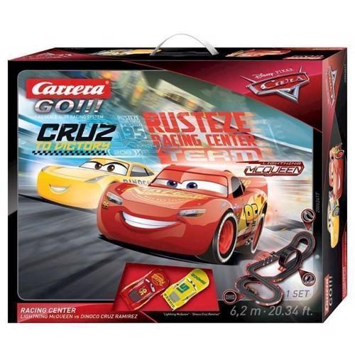 Image of Carrera GO !!! Racerbane, Cars 3 Racing Center (4007486624177)