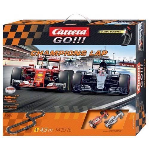 Image of   Racerbane Carrera GO !!! Champions Lap