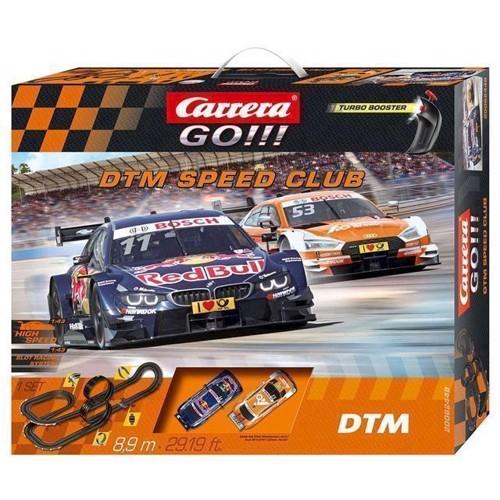 Image of   Carrera GO !!! Racerbane DTM Speed Club