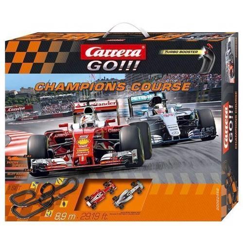 Image of Carrera Go racerbane, Champions Course (4007486624566)