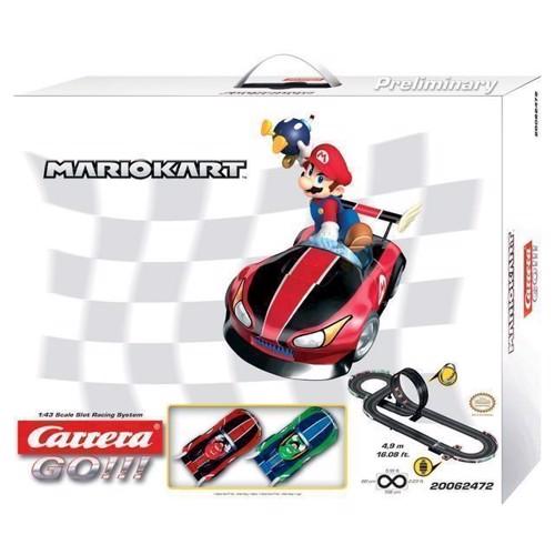 Image of   Carrera GO !!! Racerbane Mario Kart