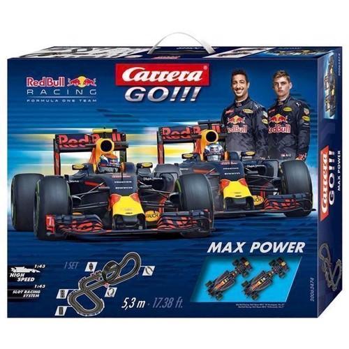 Image of   Carrera GO !!! Racerbane - Max Power