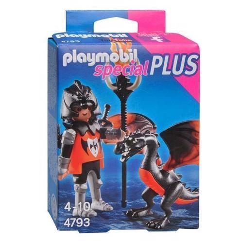 Image of Playmobil 4793 ridder med drage (4008789047939)