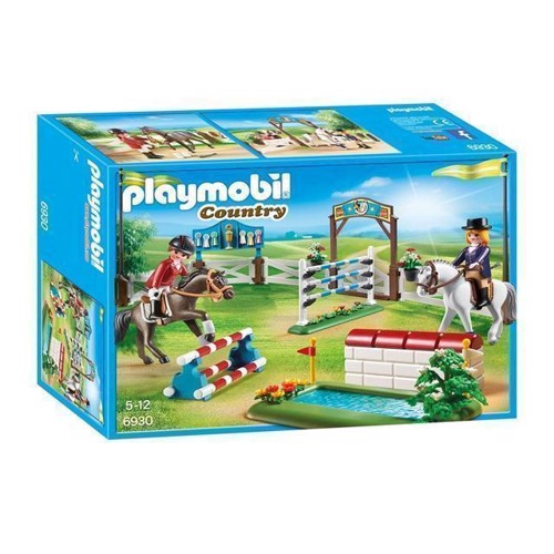 Image of Playmobil 6930 Rideturnering (4008789069306)