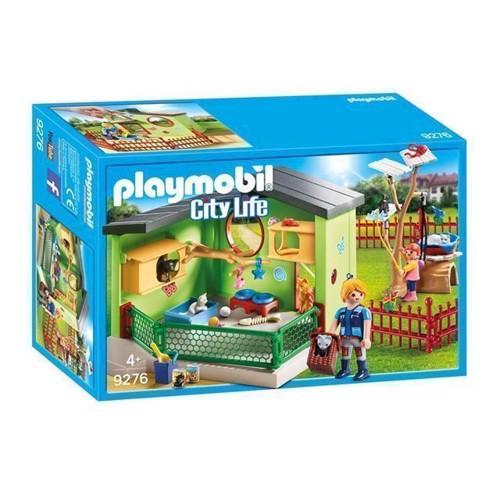 Image of Playmobil 9276 Kattepension (4008789092762)