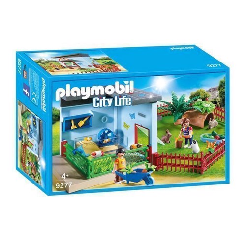 Image of Playmobil 9277 Smådyrspension