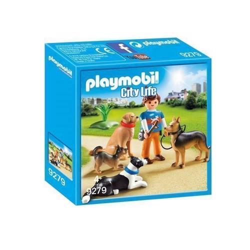 Image of Playmobil 9279 Hundetræner (4008789092793)