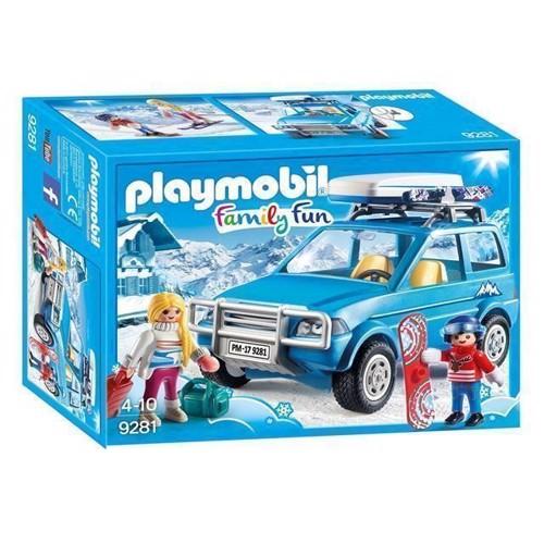 Image of Playmobil 9281 4x4 bil (4008789092816)
