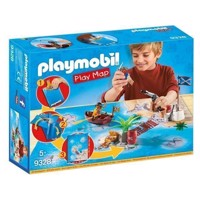 Playmobil 9328 Play Map Pirater