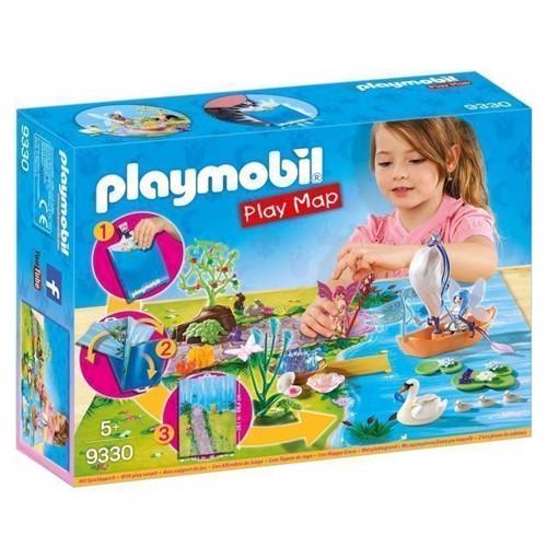 Image of Playmobil 9330 Playmap Feland (4008789093301)