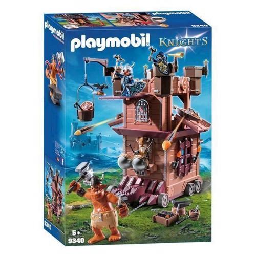 Image of Playmobil 9340 Mobil Dværgefæstning (4008789093400)