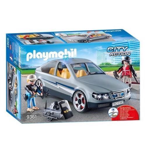 Image of Playmobil 9361 Sek Civilvogn