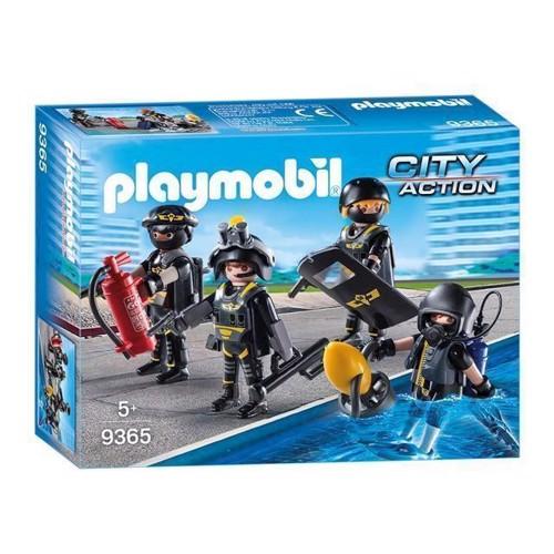 Image of Playmobil 9365 Sek Team