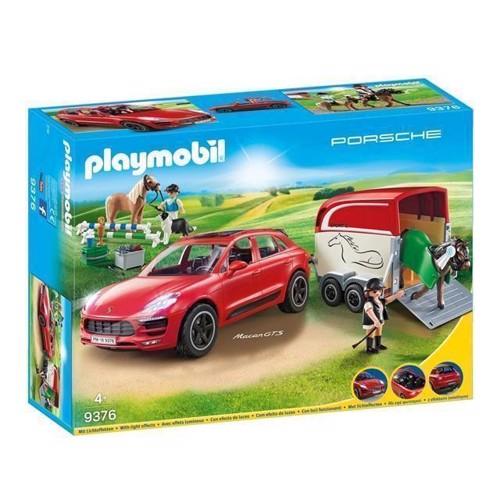 Image of Playmobil 9376 Porsche Macan Gts