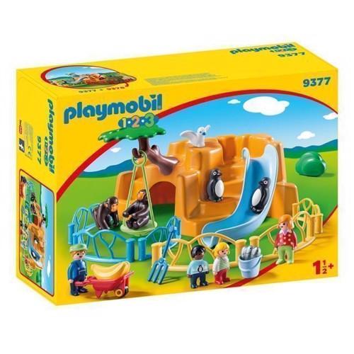 Image of Playmobil 9377 Animal Park (4008789093776)