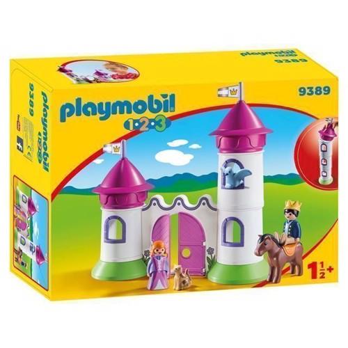 Image of Playmobil 9389 slot med stabeltårn (4008789093899)