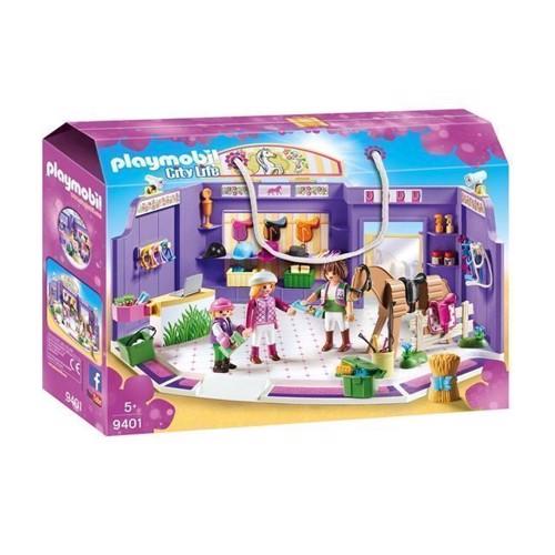 Image of Playmobil 9401 Rideudstyrsbutik (4008789094018)