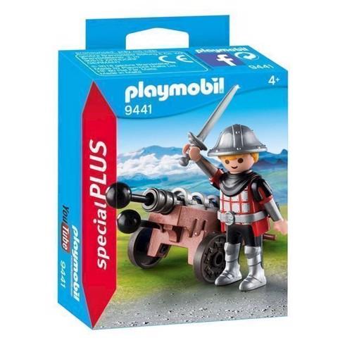Image of Playmobil 9441 ridder med kanon (4008789094414)
