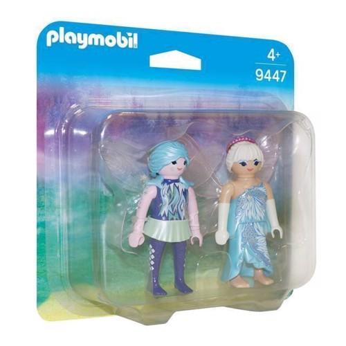Image of Playmobil 9447 Duopack Vinterfeer (4008789094476)