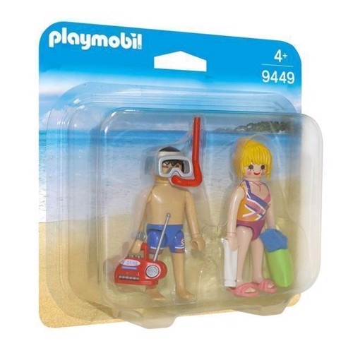 Image of Playmobil 9449 Duopack Badegæster