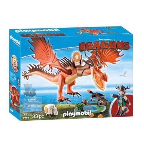 Image of Playmobil 9459 Snotfjæs og Krogtand (4008789094599)
