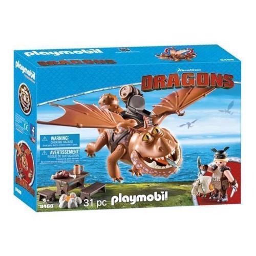 Image of Playmobil 9460 Fiskeben og Fedknold (4008789094605)