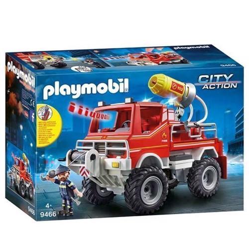 Image of Playmobil 9466 Brandbil Med Vandkanon