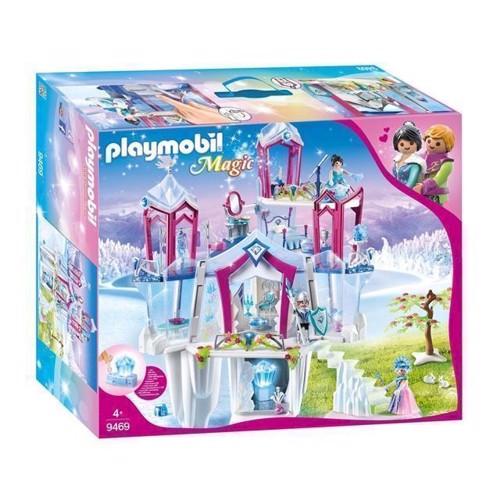 Image of Playmobil 9469 Skinnende krystal palads (4008789094698)