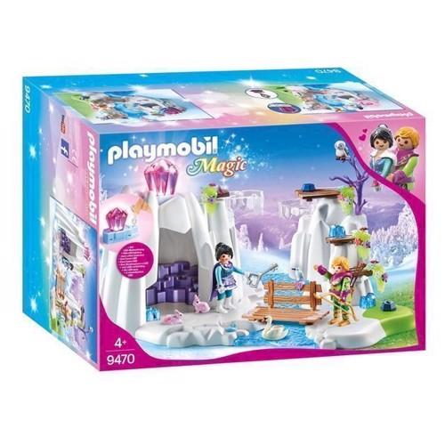 Image of Playmobil 9470 Krystal diamant grotte (4008789094704)