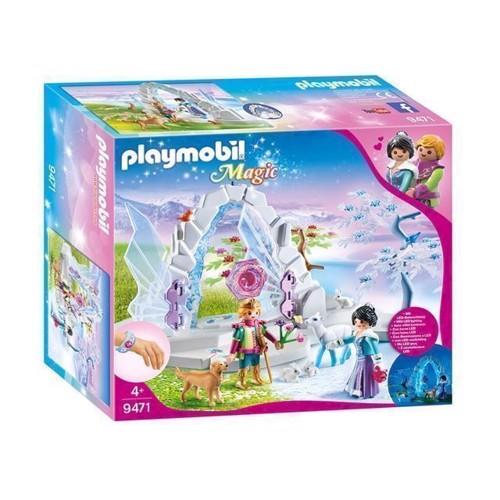 Image of Playmobil 9471 Krystalport til vinterverdenen (4008789094711)