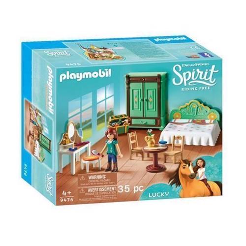 Image of Playmobil Spirit 9476 Luckys Soveværelse