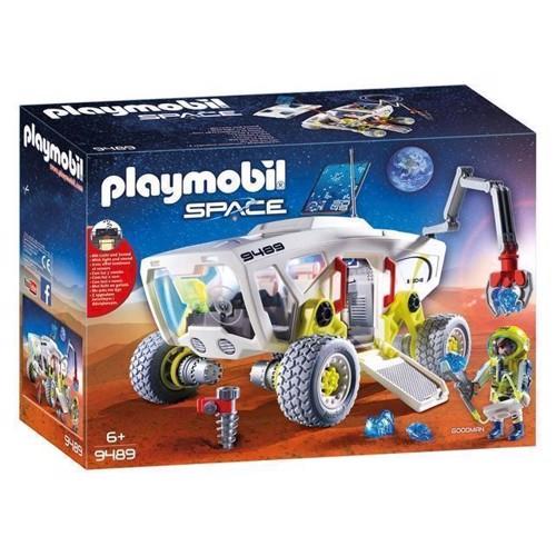 Image of Playmobil 9489 Mars Udforskningskøretøj