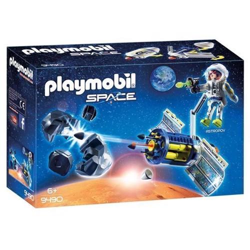 Image of Playmobil 9490 Satellit meteroidlaser (4008789094902)