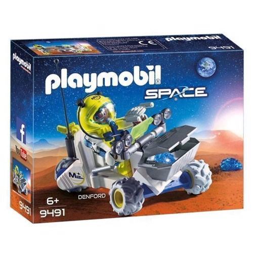 Image of Playmobil 9491 Mars Trike