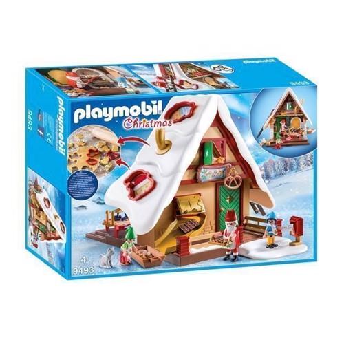 Image of   Playmobil 9493 Julebageri med småkageskærere