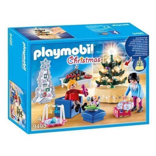 Image of Playmobil 9495 Julestue