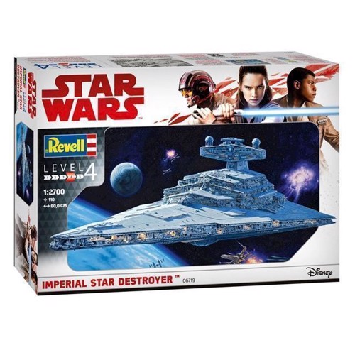 Image of   Revell byggesæt Imperial Star Destroyer