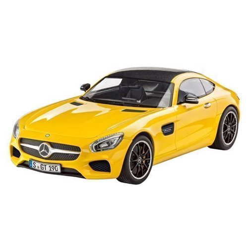 Image of Revell byggesæt Mercedes-AMG GT (4009803070285)