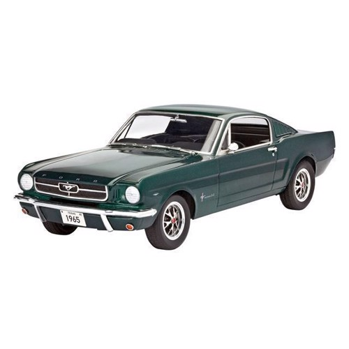 Image of Revell byggesæt 1965 Ford Mustang 2 + 2 Fastback (4009803070650)