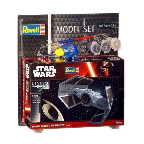 Image of   Revell byggesæt Darth Vaders Tie Fighter
