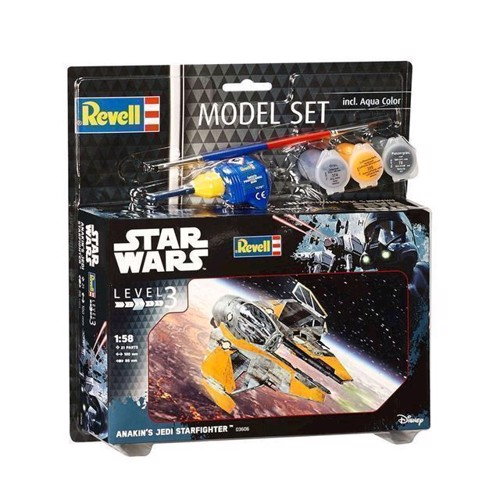 Image of   Revell byggesæt Anakins Jedi Starfighter